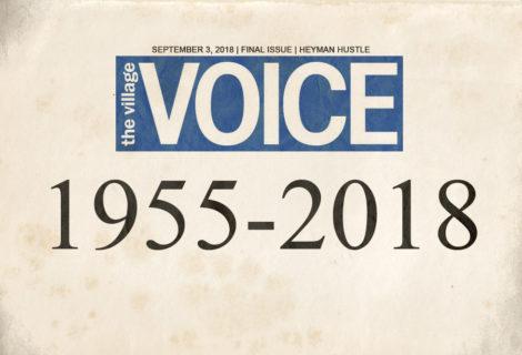 Death of The Village Voice