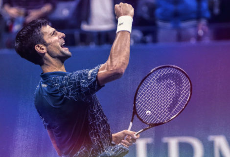 Djokovic Wins the US Open