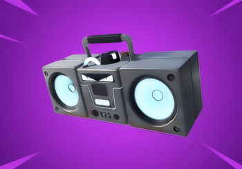 Epic Sonic Destruction Added to Fortnite Courtesy of the Boombox