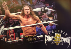 Hustle Photo Book: Matt Riddle Solves the Kassius Ohno Question