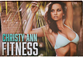 #SBLV: Christy Ann Fitness Sizzles in Sin City