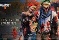 Santa Zombies Invade Black Ops 4