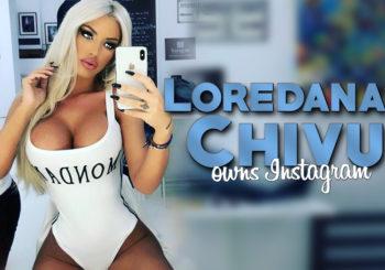 Loredana Chivu Owns Instagram