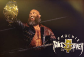 Hustle Photo Book: Tommaso Ciampa Defends the NXT Title Against Aleister Black at NXT TakeOver: Phoenix