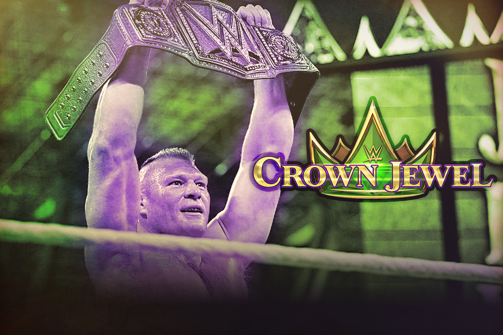 Brock Conquers Braun To Regain The WWE Universal Title At Crow Jewel