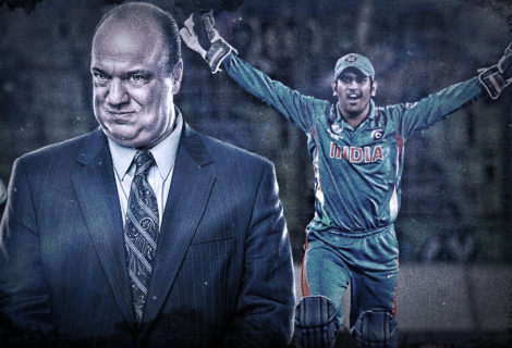 Paul Heyman's Tweets About Cricket Go Viral, and the World Goes Nuts