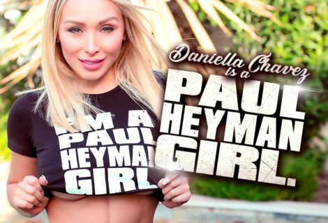 Social Media Phenomenon Daniella Chavez Reveals Herself to be a #PaulHeymanGirl