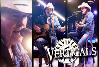 """WORLD EXCLUSIVE PREMIERE! Reviver Music Presents Vertical: David Lee Murphy's """"I Won't Be Sorry"""""""