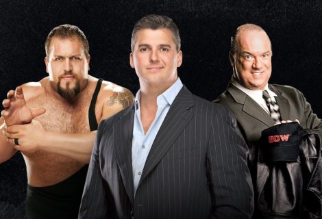 Watch WWE Untold: The Re-Launch of ECW NOW!