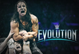 360 Coverage of WWE Evolution: Shayna Baszler Defeats Kairi Sane for the NXT Women's Title