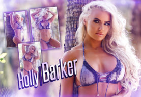 #WHHSH: Holly Barker Heats Up Las Vegas