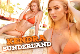The Mainstreaming of Library-Vixen-Turned-Yeezy-Supermodel Kendra Sunderland