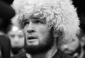 Khabib Taps Out Gaethje, Retires From MMA
