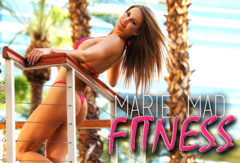 #WHHSH: Marie Mad Fitness Heats Up Las Vegas