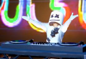 Marshmello Plays a Live Set … in Fornite!