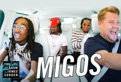 Carpool Karaoke: The Migos Edition