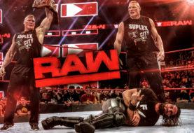 WrestleMania Season Kicks Off with Brock Lesnar Hitting F5's on Seth Rollins