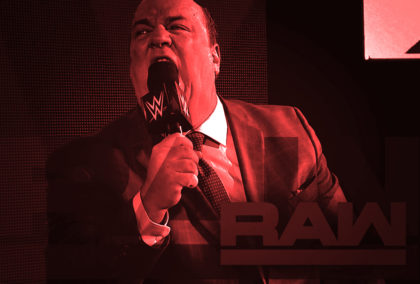Paul Heyman Appears on RAW, Promises Brock Lesnar Will Regain Universal Title at WWE Crown Jewel