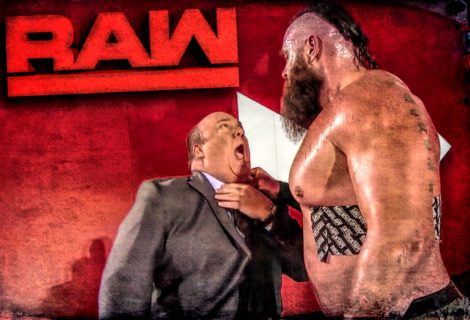 Paul Heyman is in the Wrong Place at the Wrong Time
