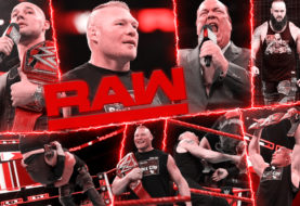 Heyman Talks WWE Crown Jewel, Brock F5s Braun on Monday Night RAW
