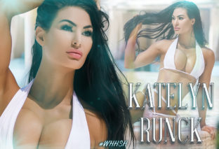 #WHHSH: Katelyn Runck Heats Up Las Vegas