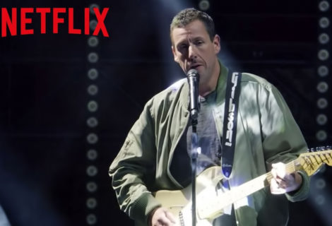 Adam Sandler Pays Tribute to Chris Farley ... and It's Must-See
