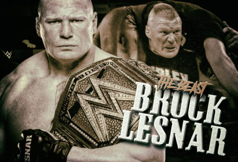 Get Hyped For WWE Universal Champion Brock Lesnar vs Seth Rollins at WrestleMania
