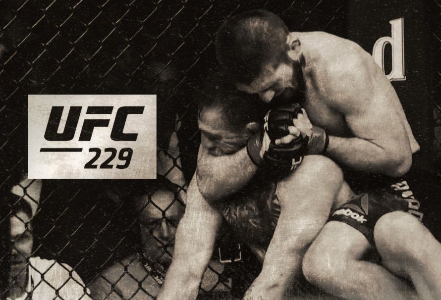 Chaos at UFC 229 After Khabib Taps Out Conor McGregor