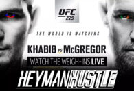 Live Coverage of the Khabib vs McGregor UFC 229 Weigh-Ins From Las Vegas