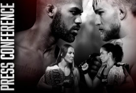 Check Out the UFC 232 Pre-Fight Press Conference LIVE