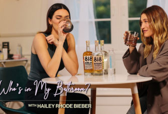 "Hailey Rhode Bieber and Kendall Jenner Play ""Never Have I Ever"""